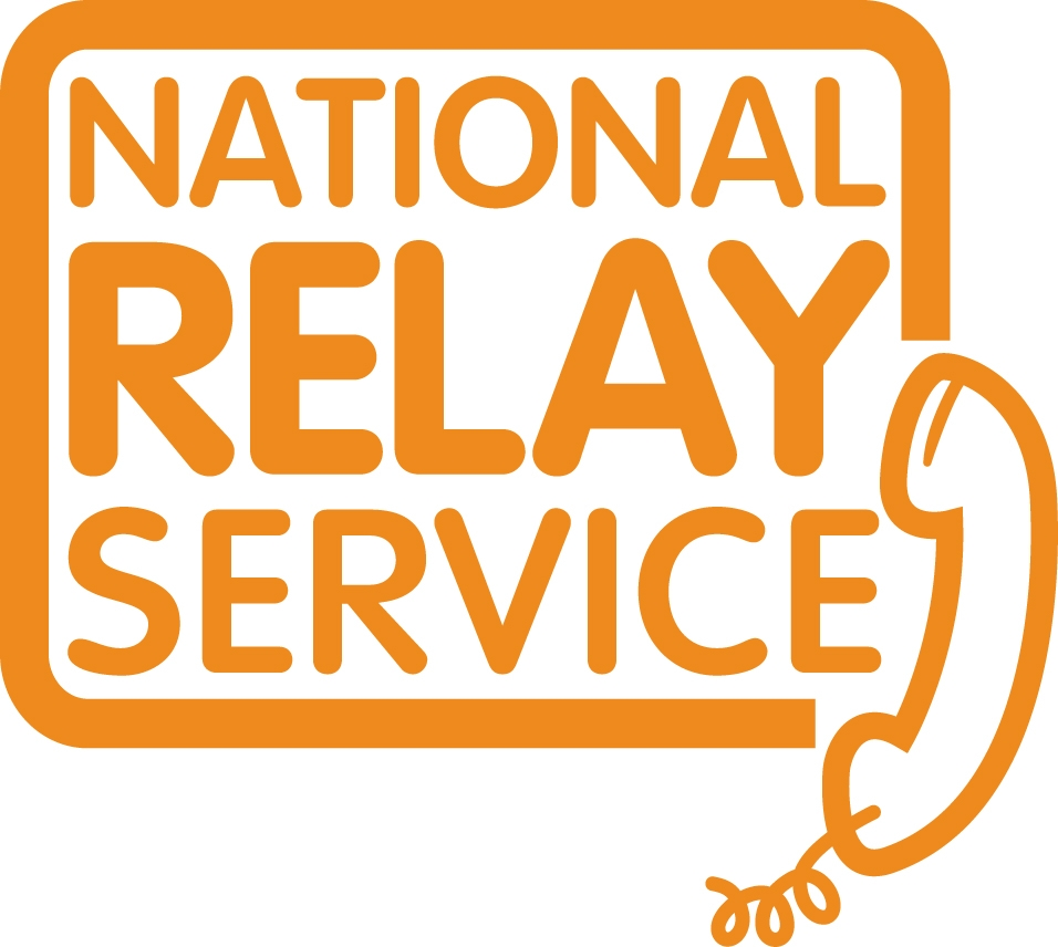 Logo: National Relay Service